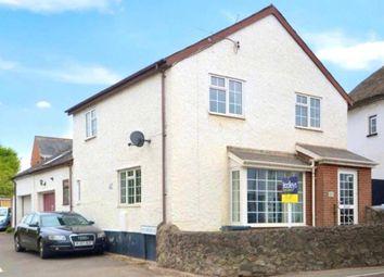 Millmoor Lane, Newton Poppleford, Sidmouth, Devon EX10. 3 bed detached house