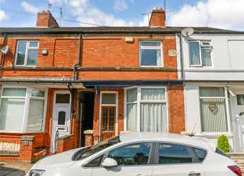 Thumbnail 2 bed terraced house for sale in Montrose Road, Leicester