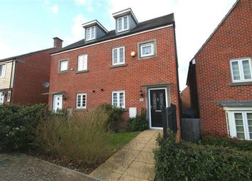 Thumbnail 3 bed town house for sale in Marnel Park, Basingstoke, Hampshire
