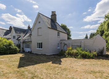 Thumbnail 5 bed link-detached house for sale in Church Lane, Tilbrook, Huntingdon