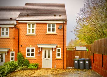 3 bed end terrace house for sale in Lodge Farm Chase, Ashbourne DE6