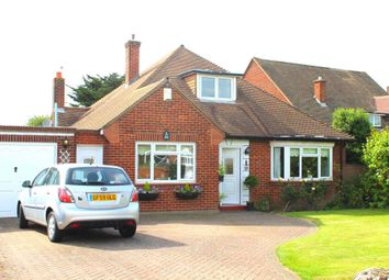 Thumbnail 5 bed detached bungalow for sale in Windsor Road, Gravesend