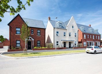 Thumbnail 2 bedroom terraced house for sale in Seabrook Orchards, Topsham Road, Topsham, Exeter, Devon