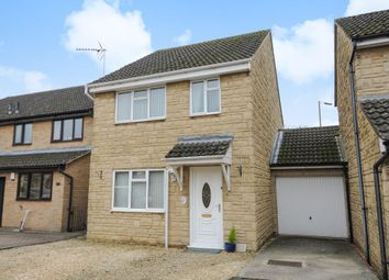 Thumbnail 3 bed link-detached house to rent in Thorney Leys, Witney