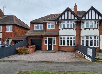 Elmfield Avenue, Birstall LE4. 4 bed semi-detached house for sale