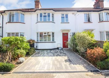 Thumbnail 3 bed terraced house for sale in Long Walk, New Malden