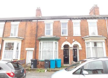 Thumbnail 5 bed terraced house for sale in Brooklyn Street, Kingston Upon Hull