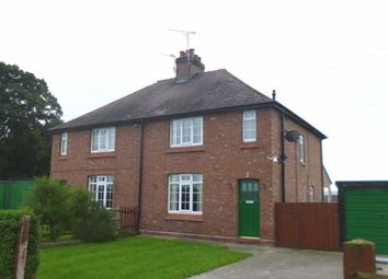 Thumbnail 3 bed semi-detached house to rent in Lea Green Lane, Nantwich, Cheshire