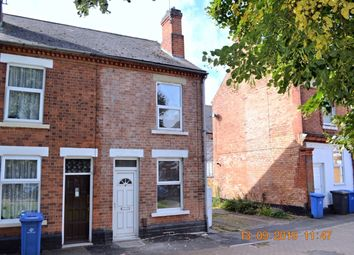 Thumbnail 2 bed end terrace house to rent in Taylor Street, Derby