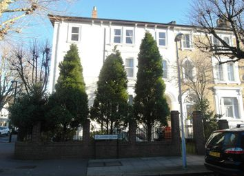 Thumbnail 2 bed flat to rent in St James Road, Surbiton