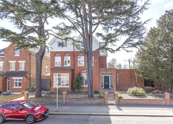 Thumbnail 6 bed detached house for sale in Vicarage Road, Hampton Wick, Kingston Upon Thames, Surrey
