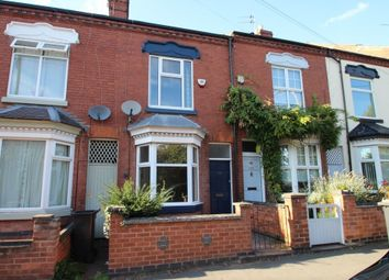 Thumbnail 2 bed terraced house to rent in Clarendon Park Road, Clarendon Park, Leicester