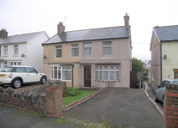 3 bed semi-detached house for sale in Church Road, Baglan, Port Talbot SA12
