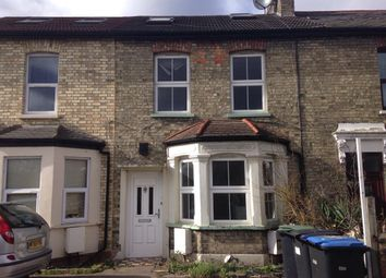 Thumbnail 4 bed terraced house to rent in Queens Road, Edmonton