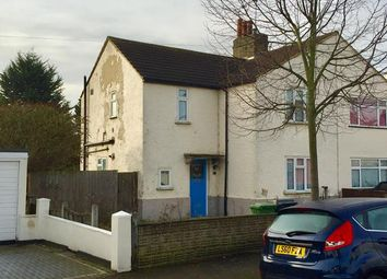 Thumbnail 3 bedroom semi-detached house for sale in Sinclair Road, London