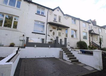 Thumbnail 2 bed terraced house for sale in Caledonia Crescent, Gourock