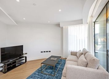 Thumbnail 1 bed flat to rent in Tower One, The Corniche, 24 Albert Embankment, London