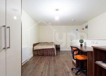 Thumbnail Studio to rent in Blenheim Terrace, Leeds