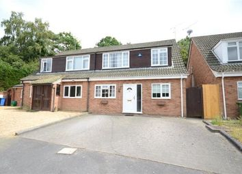 Thumbnail 3 bed semi-detached house for sale in Grampian Road, Little Sandhurst, Berkshire