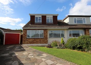 Thumbnail 4 bed property for sale in Cedar Drive, Hullbridge, Hockley