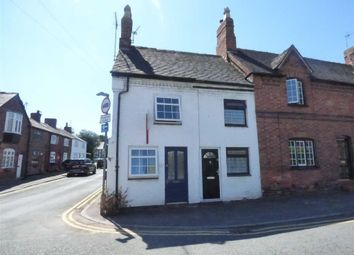 Thumbnail 2 bed cottage for sale in High Street, Weaverham, Northwich, Cheshire