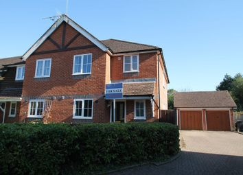 Thumbnail 3 bed semi-detached house to rent in Leather Lane, Gomshall, Guildford