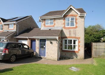 Thumbnail 3 bed link-detached house for sale in Trinnaman Close, Ivybridge