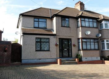 Thumbnail 4 bed semi-detached house for sale in Long Lane, Hillingdon, Uxbridge