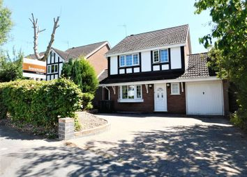 Thumbnail 4 bed detached house to rent in Castle Road West, Oldbury