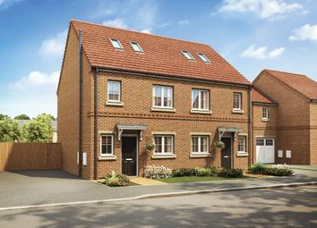 "Thumbnail 3 bed semi-detached house for sale in ""The Newstead"" at Catterick Road, Colburn, Catterick Garrison"