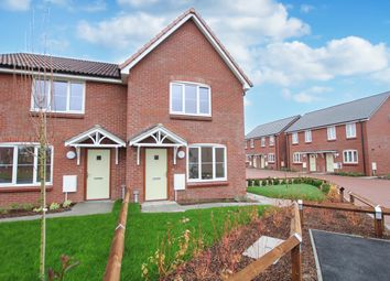 Thumbnail 2 bed semi-detached house for sale in Cooke's Field, Waterbeach, Cambridge