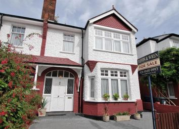 Thumbnail 5 bed semi-detached house for sale in Balfour Avenue, Hanwell, London