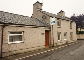 Thumbnail 3 bed semi-detached house for sale in Garden Lane, Holyhead
