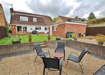 Thumbnail 4 bed detached house for sale in North Rise, Llanishen, Cardiff