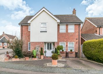 Thumbnail 4 bed detached house for sale in Brandeston Close, Great Waldingfield, Sudbury