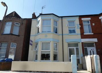 Thumbnail 4 bedroom semi-detached house for sale in Lonsboro Road, Wallasey