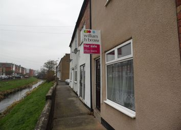 Thumbnail 2 bed terraced house for sale in Sidney Terrace, Lincoln