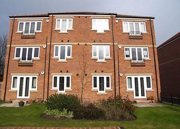 Thumbnail 2 bed flat to rent in Milford Road, Sherburn In Elmet, Leeds