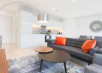 Thumbnail 2 bed flat to rent in Windlass House, Royal Wharf, London