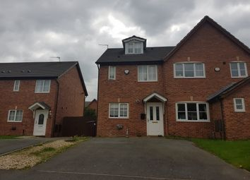 Thumbnail 3 bed property to rent in Yoxall Drive, Kirkby
