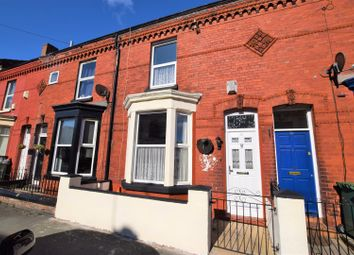 Thumbnail 3 bed terraced house for sale in Brownlow Road, New Ferry