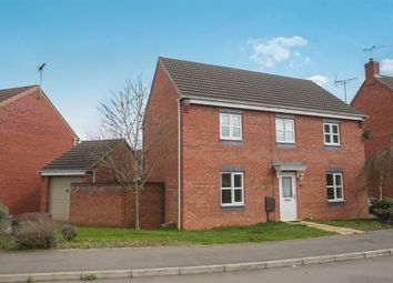 Thumbnail 4 bed detached house for sale in Panama Road, Burton-On-Trent