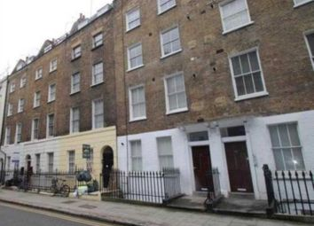 Thumbnail 1 bed flat to rent in Maple Street, Fitzrovia