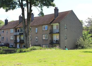 Thumbnail 3 bed flat for sale in Fulton Crescent, Kilbarchan, Johnstone