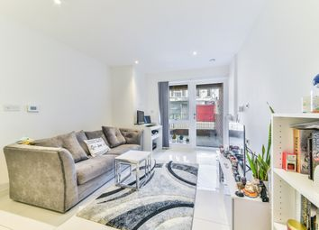 Thumbnail 1 bed flat for sale in Southampton Way, London