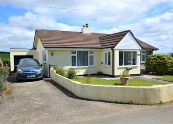 Thumbnail 3 bed detached bungalow for sale in Blunts, Saltash, Cornwall