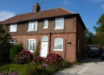 Thumbnail 1 bed semi-detached house for sale in Hady Hill, Chesterfield
