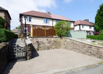 Thumbnail 3 bed semi-detached house for sale in Bowden Lane, Chapel-En-Le-Frith, High Peak