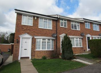 Thumbnail 3 bed terraced house for sale in Smarts Green, Cheshunt