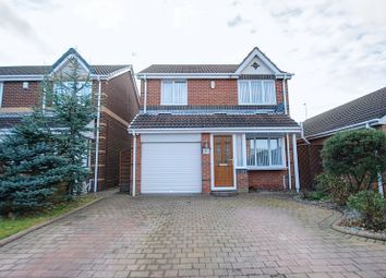 Thumbnail 3 bed detached house for sale in Farnham Grove, Blyth